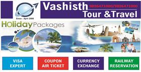 VASHISTH TOUR AND TRAVEL