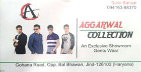 AGGARWAL COLLECTION JIND