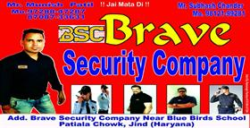 BRAVE SECURITY COMPANY JIND