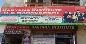 Haryana Institute IT Management