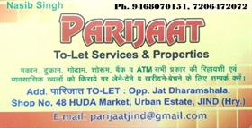 PARIJAAT PROPERTIES AND TOLET SERVICES