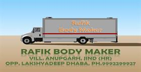 Rafik Body Maker Jind