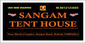 SANGAM CATERERS AND TENT HOUSE