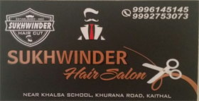 Sukhwinder Hair Salon